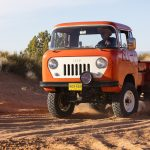 Jeep® FC 150 Heritage Vehicle